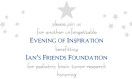 Evening of Inspiration 2012