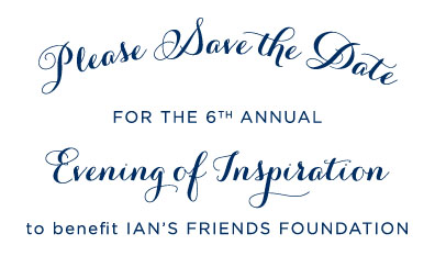 Save the Date! Evening of Inspiration 2013