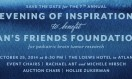 Evening of Inspiration 2013